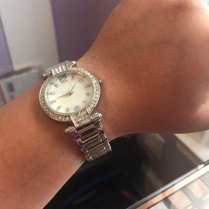 Accessories - Silver fashion watch